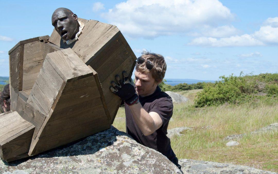 2015 Ludvig Ödman, skulptör