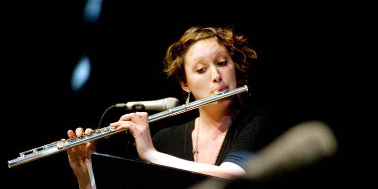 2009 Jenny Samuelsson, flöjtist.