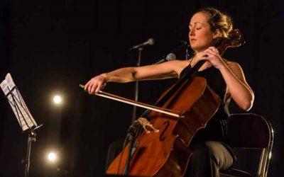 2013 Johanna Hydén, cellist